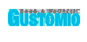 Gustomio logo